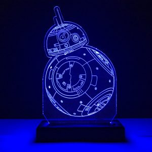 Abajur BB-8
