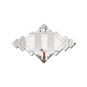 Espelho Abstrato Decorativo