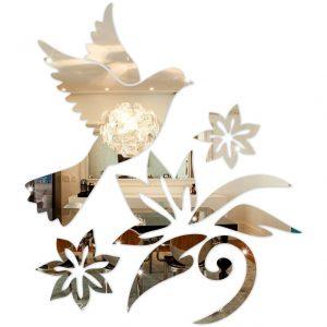 Pássaro Espelhado