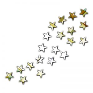 Estrelas Espelhadas