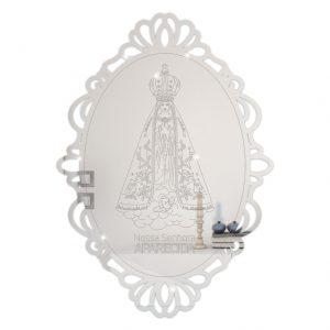Espelho Nossa Senhora Aparecida