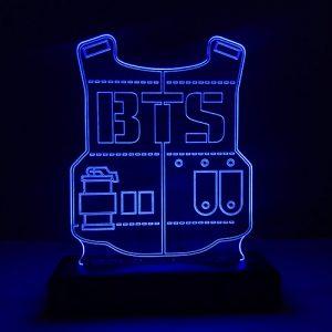 Luminária BTS