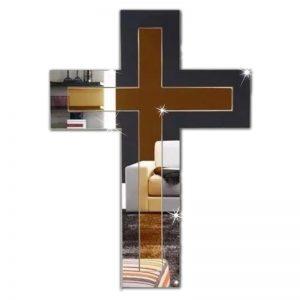 Cruz Espelhada
