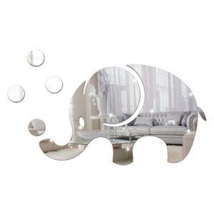 Espelho Acrílico Elefantinho