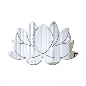Flor de Lotus Espelhado