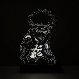 Luminária Naruto