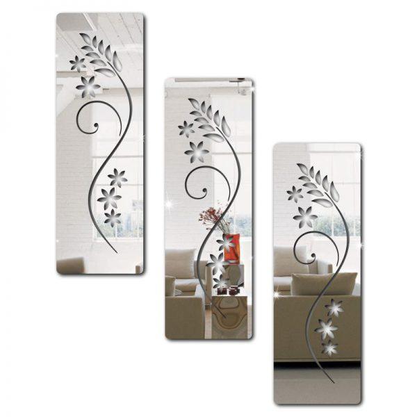 Espelho Decorativo Florais