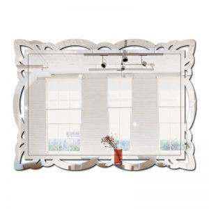 Espelho Acrílico Veneziano Vintage
