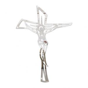 Crucifixo Em Acrílico Decorativo