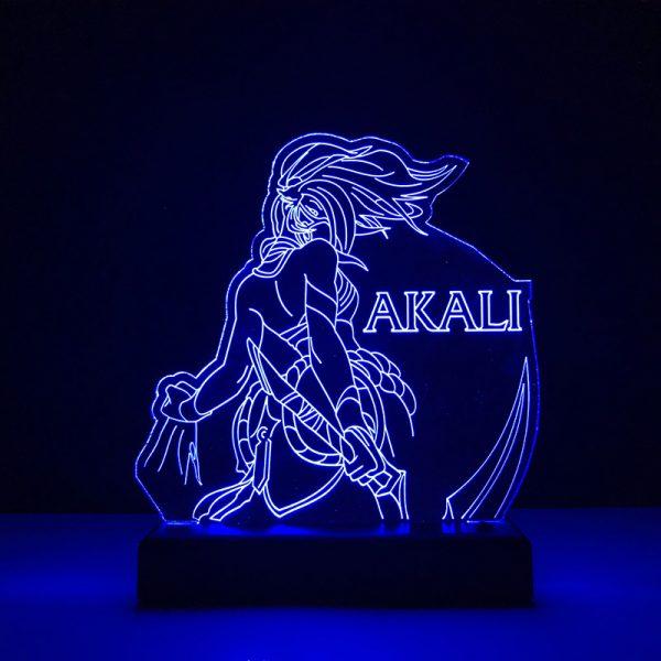 Abajur Akali