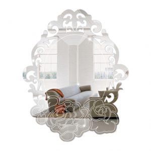 Espelho Em Acrílico Veneziano