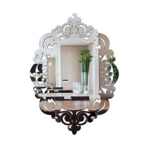 Espelho Veneziano Moderno Decorativo